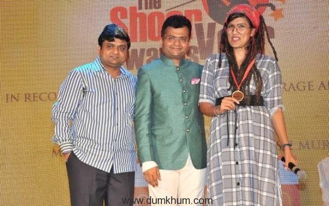 Manish Murarka with Aneel ... ing Seema Khinchi
