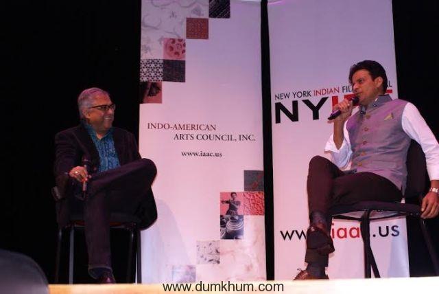 Manoj Bajpayee at NYIFF