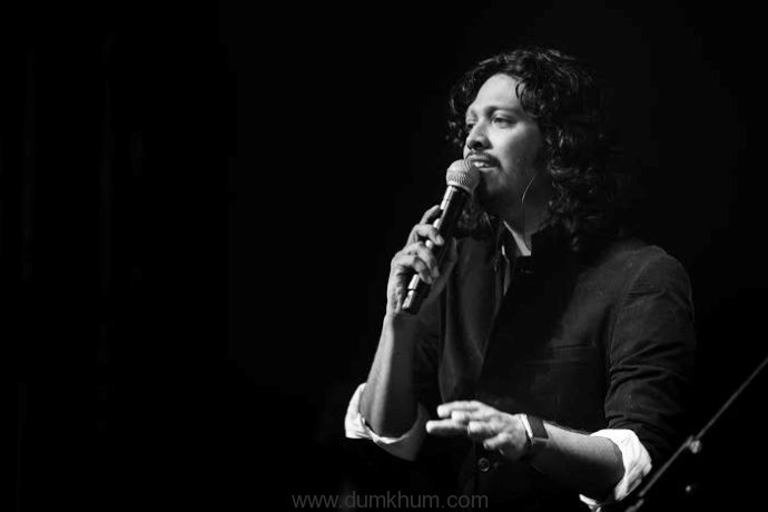 Nakash Aziz turns music composer for film, Missing On a Weekend