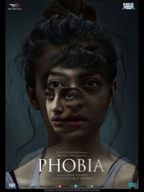 Phobia new poster