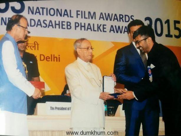 Presidential Honor for Filmmaker Sandeep Modi's 'Best Friends Forever