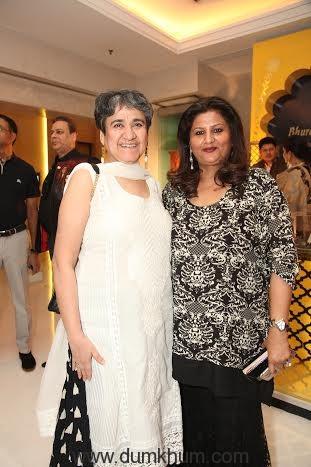 Public Diplomat Ratan Kaul and Entrepreneur Deepali Narula
