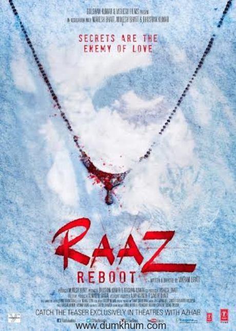 Raaz Rebooted_First Look