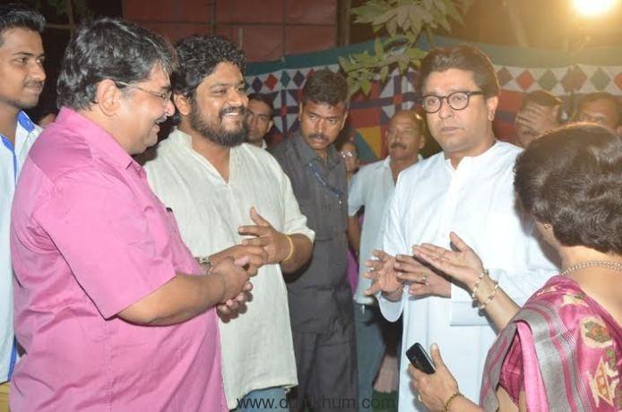 Raj Thackarey--