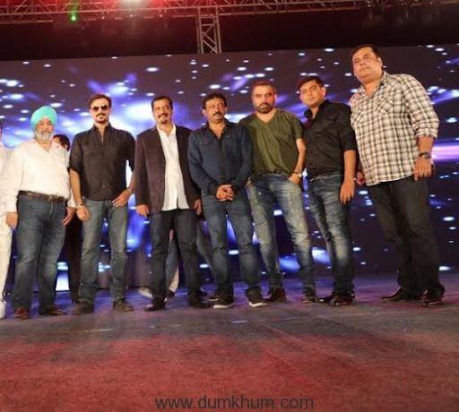 Raju Chaddha, Vivek Oberoi, Muthappa Rai, RGV along with others
