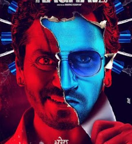 Raman Raghav 2.0's 2nd poster is a bloody double treat!