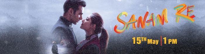 Sanam Re Banner