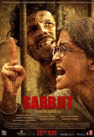 Sarbjit Poster 1