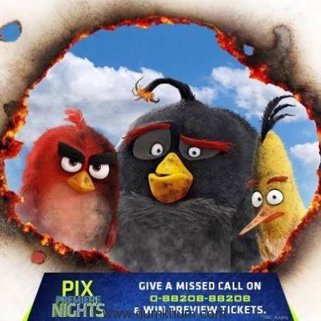Sony PIX - The Angry Birds Movie