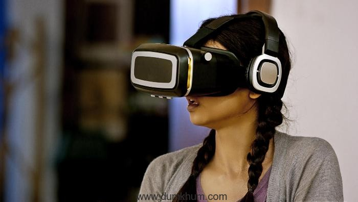 Virtual Reality technology used for the first time in Phobia!