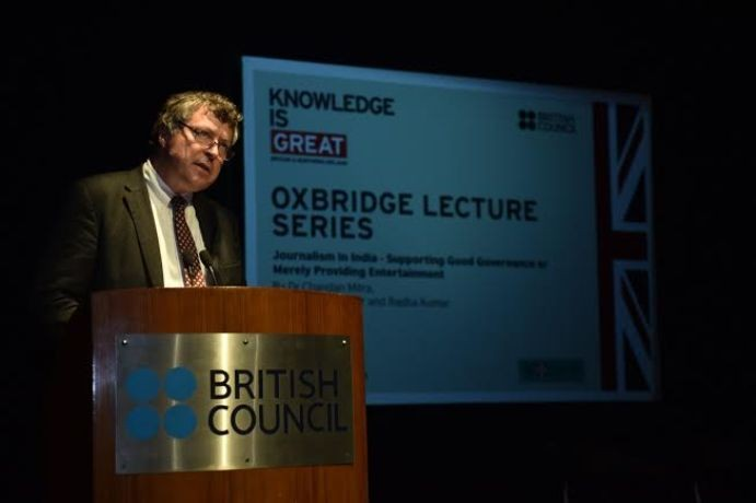 British Council CEO launches UK Alumni Digital Innovation Fund and FameLab