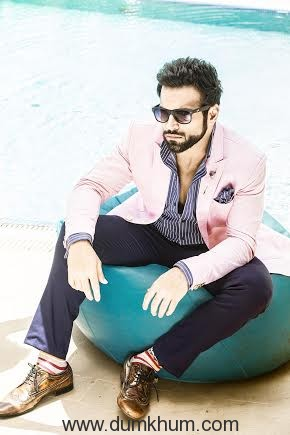 Actor and anchor Rithvik Dhanjani-1