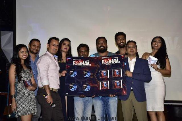 Anurag Kashyap - Song Launch of film Raman Raghav2.0-