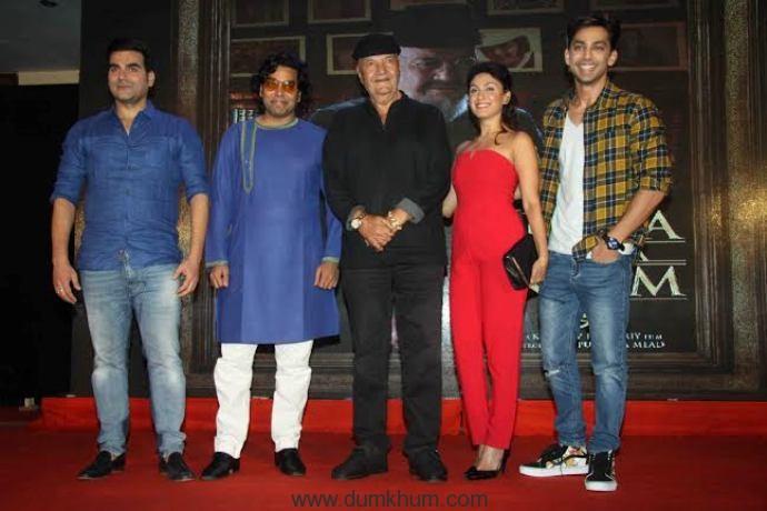 Arbaaz , Prem Chopra & Ashutosh, Manjari & Himansh