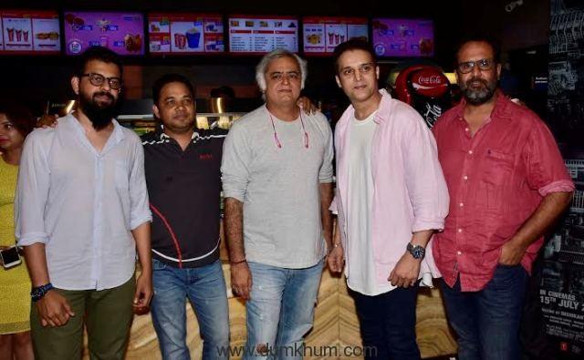 Arun Avinash, Hansal Mehta, Aanand Rai, Jimmy