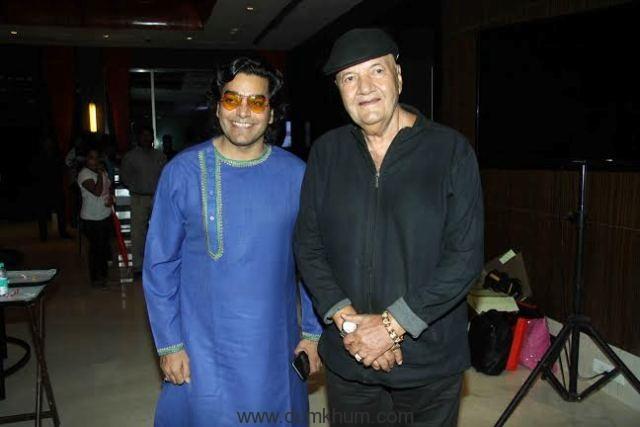 Ashutosh Rana & Prem chopra-