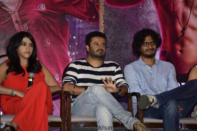 Director- Abhishek Chaubey, Ekta Kapoor & Vikas Bahl ,
