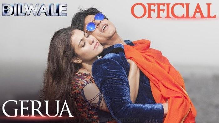 "Shah Rukh and Kajol's ""Gerua"" crosses 100 MN views on YouTube"