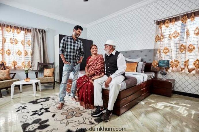 Prabhu Deva launches Season 5 of  'Upload and Transform'