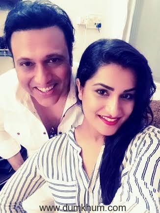 Govinda to Release Priyanka Negi's Pahadi Music Album HIMSWAR--