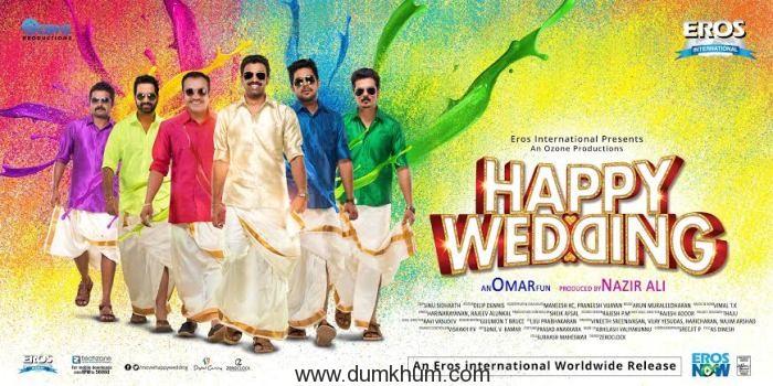 HAPPY WEDDING.--