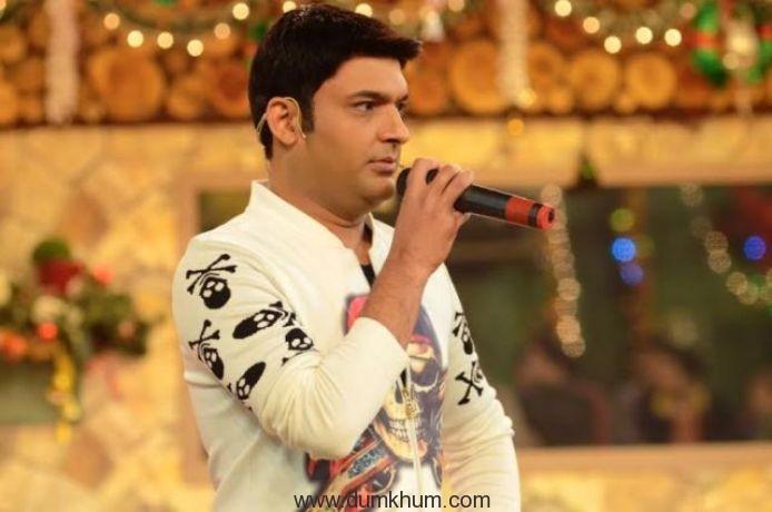 Kapil Sharma to sing the National Anthem at the opening day of season 4 of Star Sports Pro Kabaddi