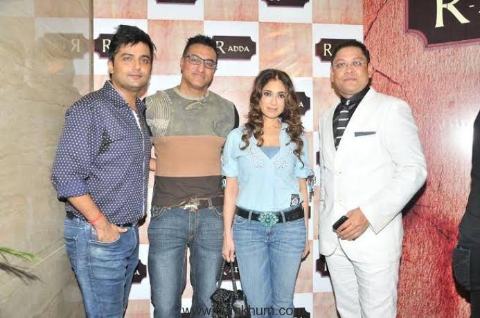 Ketul PArikh with Mohamad & ... nd Nihit Srivastava