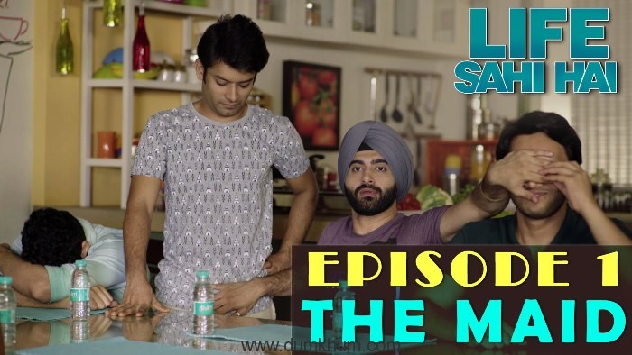 Life Sahi Hai's First Episode Hits the Internet Waves!!!