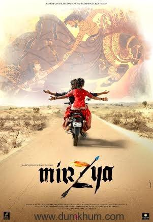 MIRZYA - Exclusive Teaser Trailer Poster