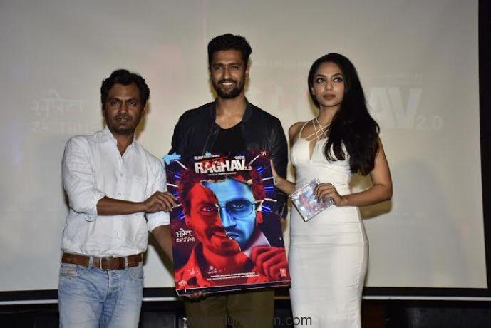 Nawaz, Vicky - Song Launch of film Raman Raghav2.0