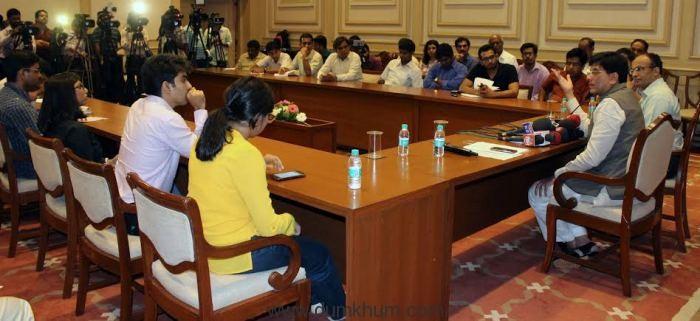 Press Statement of  Shri Piyush Goyal on Indian Economy-