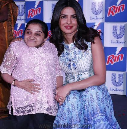 Priyanka Chopra salutes the shine and courage of Indian women with 'RIN - Jai Gangaajal Anthem'-