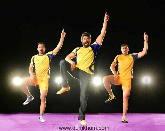 Star Sports Pro Kabaddi signs Rana Daggubati, Puneeth Rajkumar and Diljit Dosanjh as its brand ambassadors