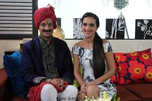 Tara and Prince Manvendra