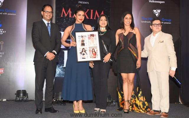 3. Pankaj Sharma, Priyanka Chopra, Aarti Surendranath, Nivedita Saboo, and Vivek Pareek