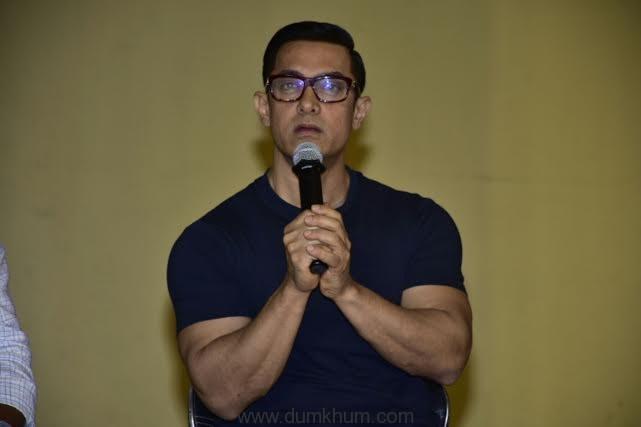 Aamir Khan -