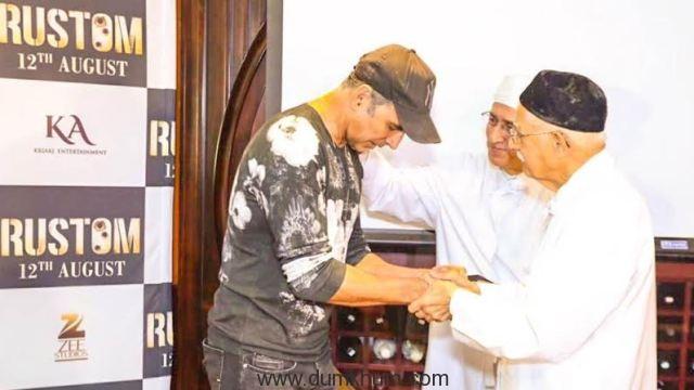 Akshay Kumar called Sanjay Kumar in Newyork-