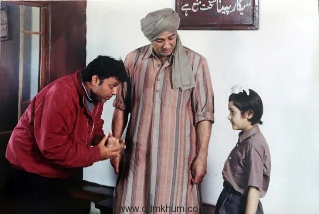 Anil Sharma  ... Sunny Deol & Utkarsh Sharma.