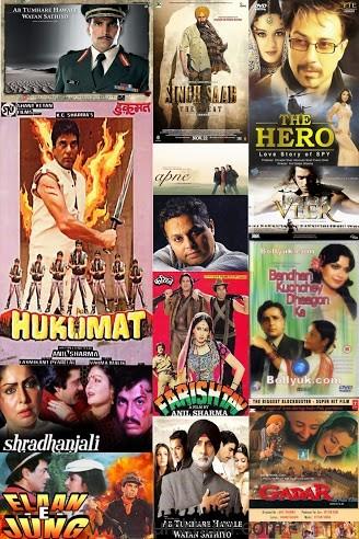 Anil Sharma's Journey.