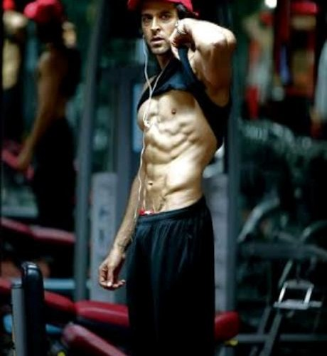 For Hrithik Roshan Fitness takes top priority !
