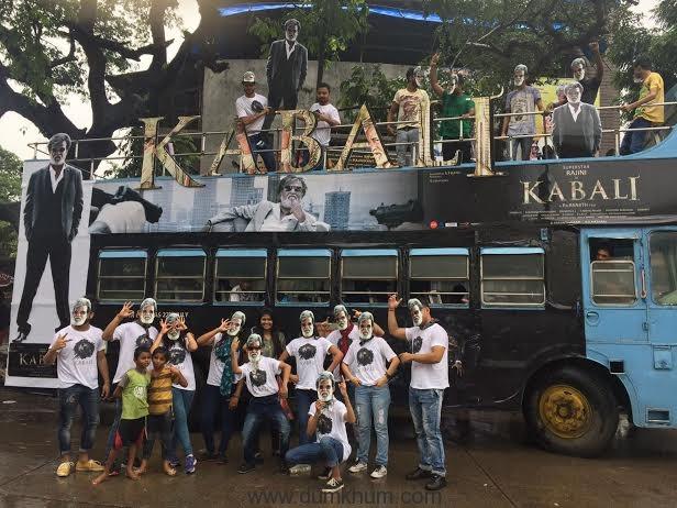 Kabali bus 2