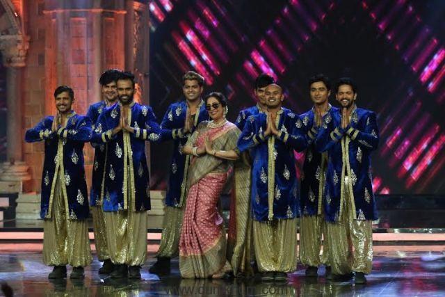 Kirron Kher on India's Got Talent finale