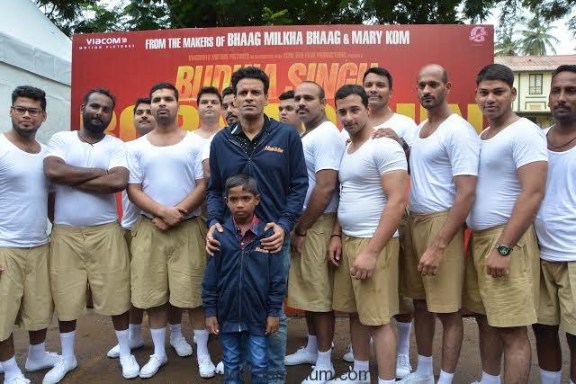 Manoj Bajpayee launches Budhia Singh Born To Run anthem