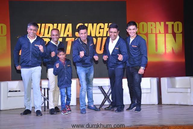 Manoj Bajpayee launches Budhia Singh Born To Run anthem!