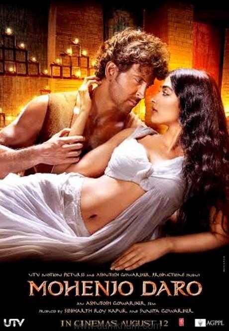 Mohenjo Daro - Romantic Poster