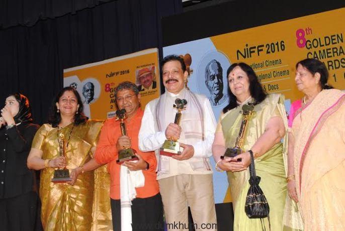 NIFF 2016 8th GOLDEN CAMERA AWARDS 2016