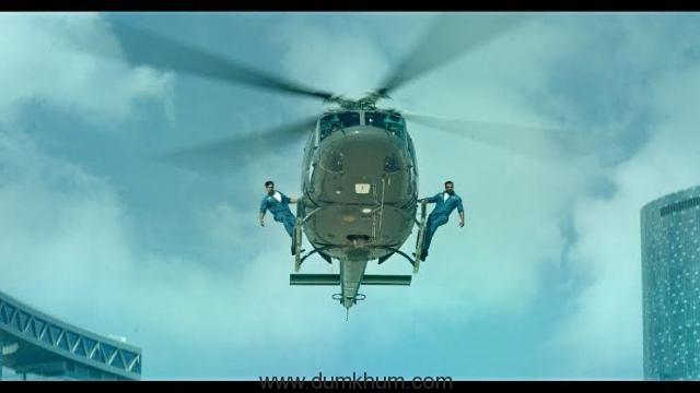 OMG! Dishoom team to do a live stunt