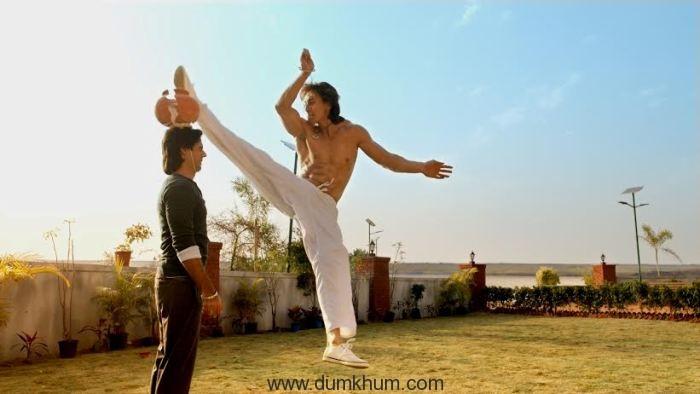 Remo incorporates Tiger's Martial arts inputs-