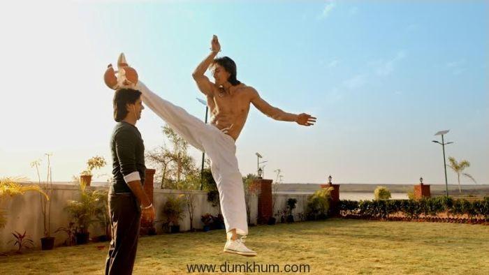 Remo incorporates Tiger's Martial arts inputs