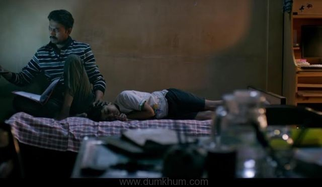 This is how Irrfan Khan took care of his little Madaari co-star.
